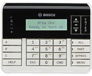 Bosch Key Pad